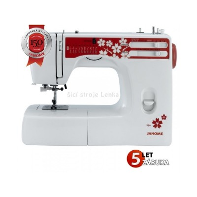 JANOME 920 - 90th anniversary edition